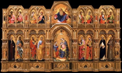Galería de la Academia en Venecia
