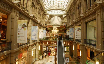 Galeria Pacífico Buenos Aires