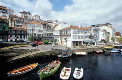 Galicia el puerto de A Coruña