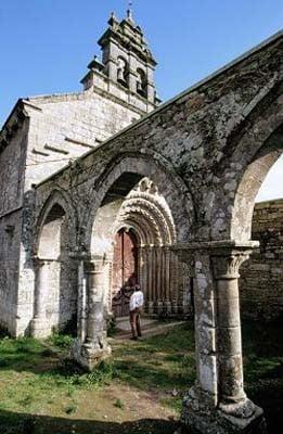 Galicia IGLESIS EN LUGO