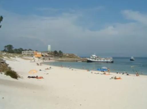 Galicia Islas Cíes