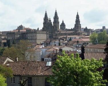 Galicia Santiago de Compostela