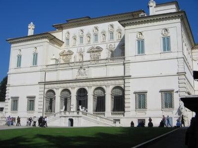 Galleria Borghese de Roma