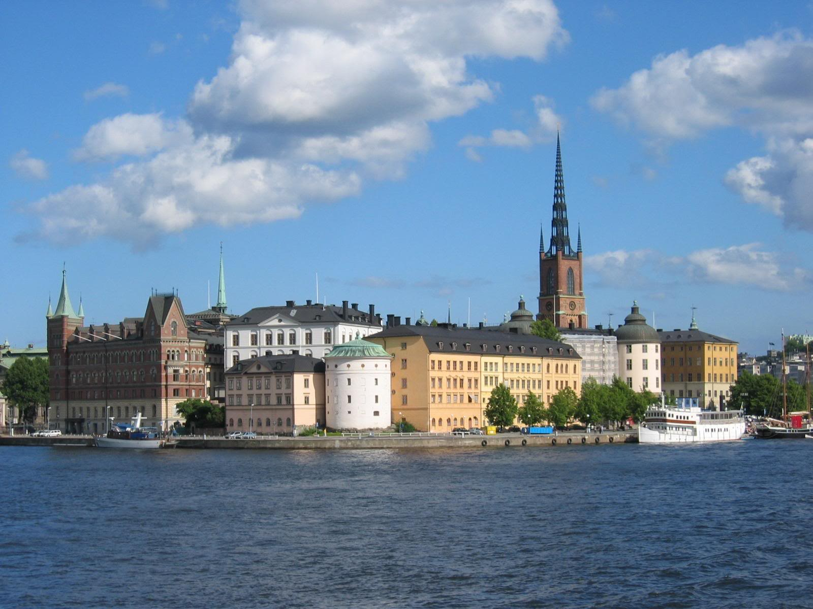 Gamla Stan en Estocolmo
