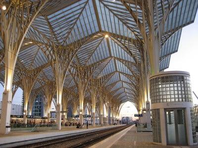 Gare da Oriente