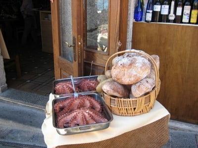 Gastronomía de Vigo