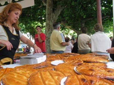 Gastronomía y fiestas