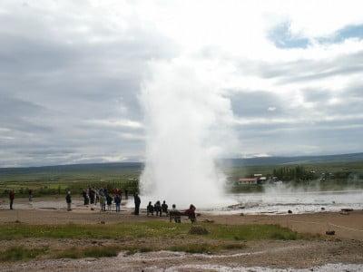 Geiser de Islandia