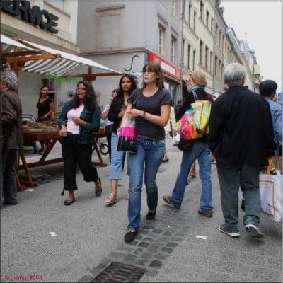 Gente de Luxemburgo