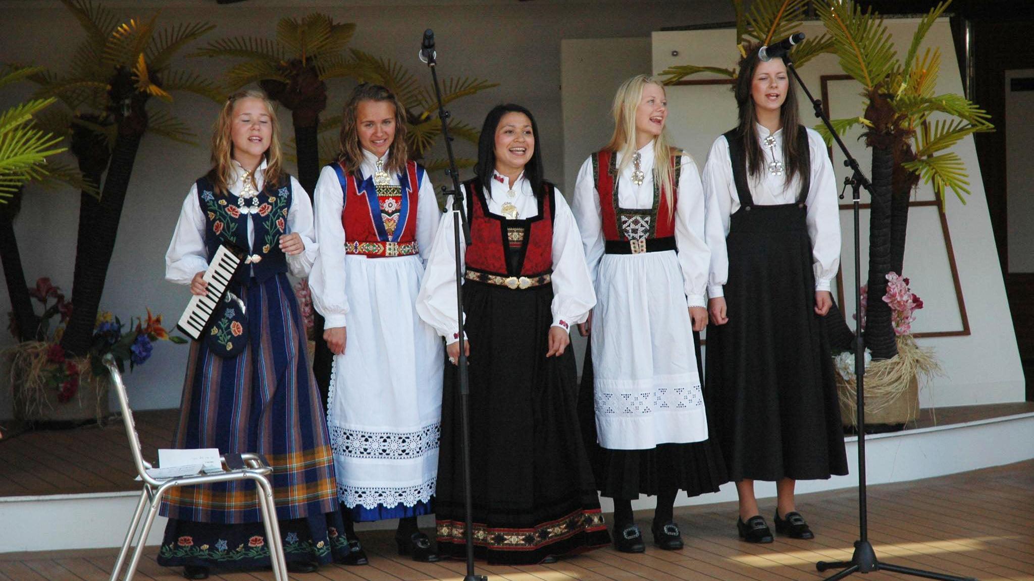 Gente de Noruega