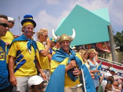 Gente de Suecia