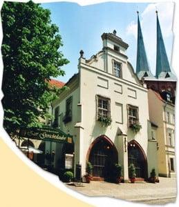 Restaurante Gerichtslaube-Berlín