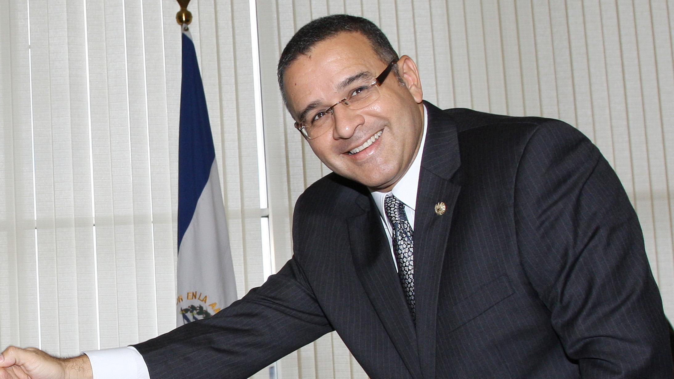 gobierno de El Salvador-Mauricio Funes, Presidente de El Salvador durante el período 2009 - 2014