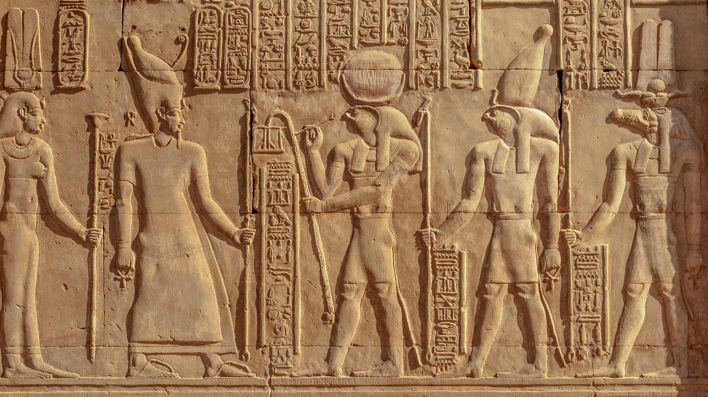 La Civilización Egipcia Ubicación Organización Y