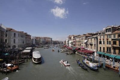 Gran Canal desde Rialto