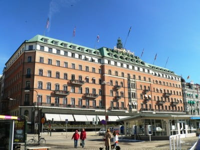 Alojamiento – Estocolmo