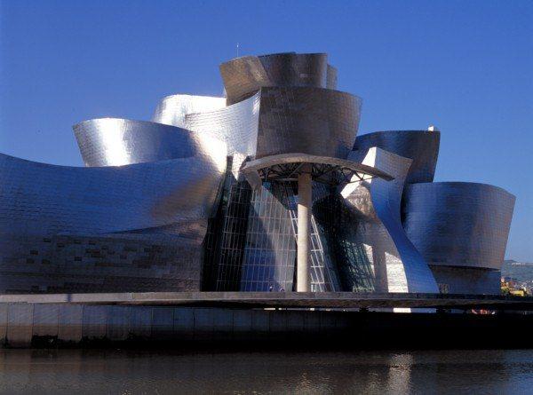 El museo de Guggenheim