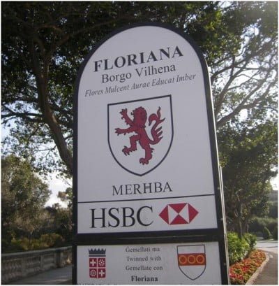 Guía de viaje de Floriana