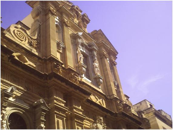 Iglesia del Colegio de los Jesuitas en Trapani