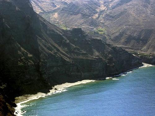 Güigüí Grande, Gran Canaria