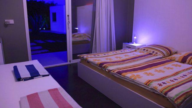 Chambre à l'hôtel Casa Alexio, Ibiza