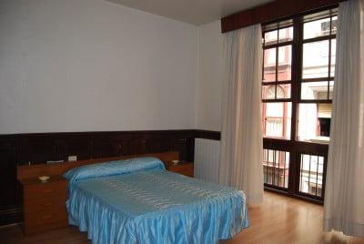 Habitación de pensión en Bilbao