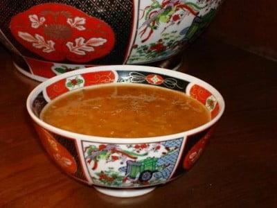 Sopa Harira de Marruecos