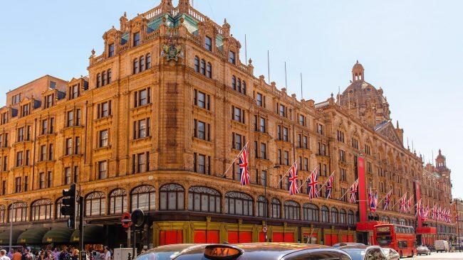 Harrods: los grandes almacenes más famosos de Londres