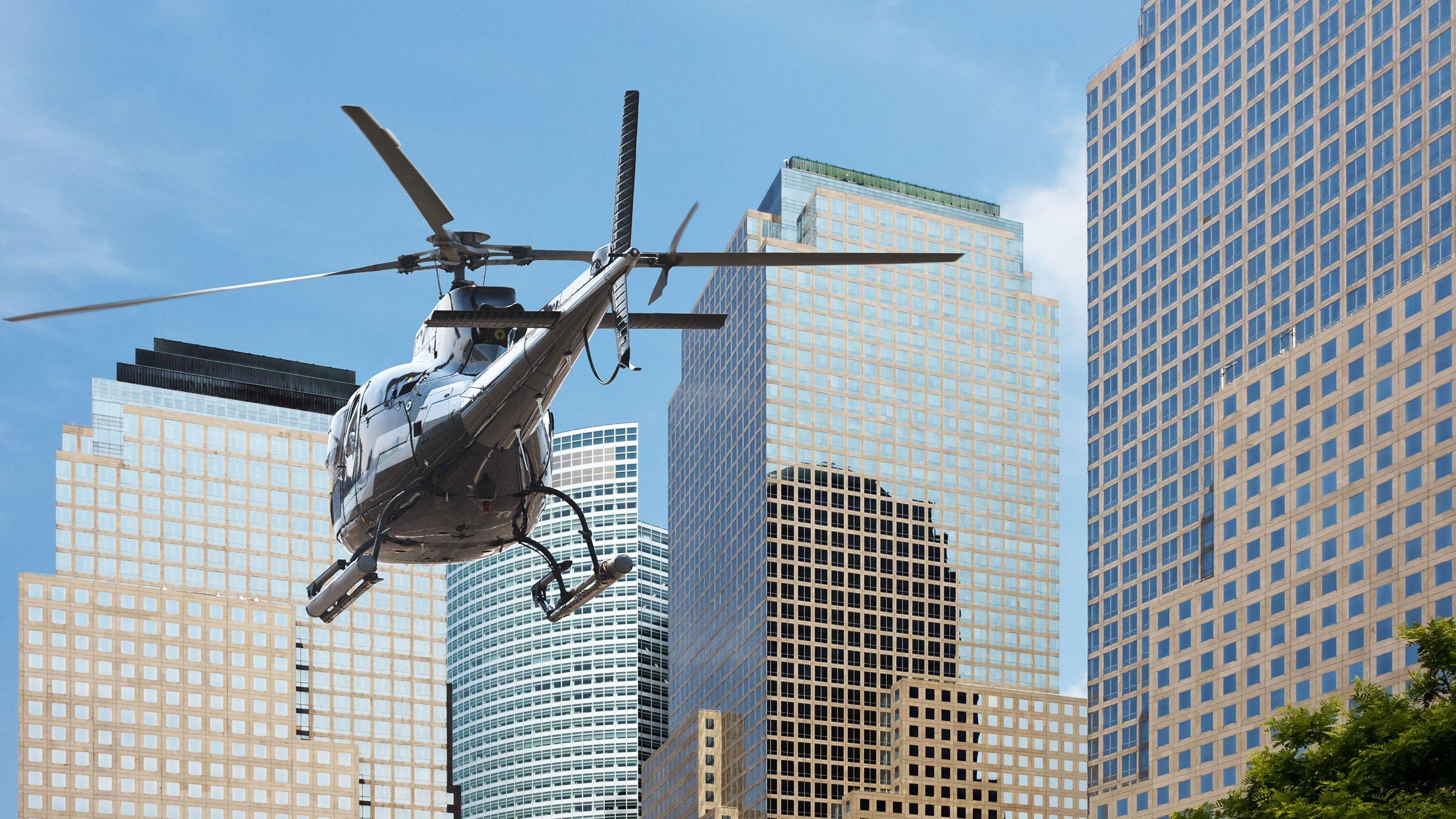 Helicóptero de Nueva York
