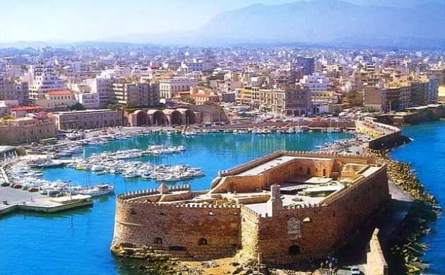 Wallpaper de Creta