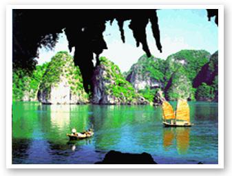 Hermosa Bahía de Ha Long