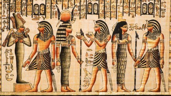 Historia egipcia y Templo de Debod