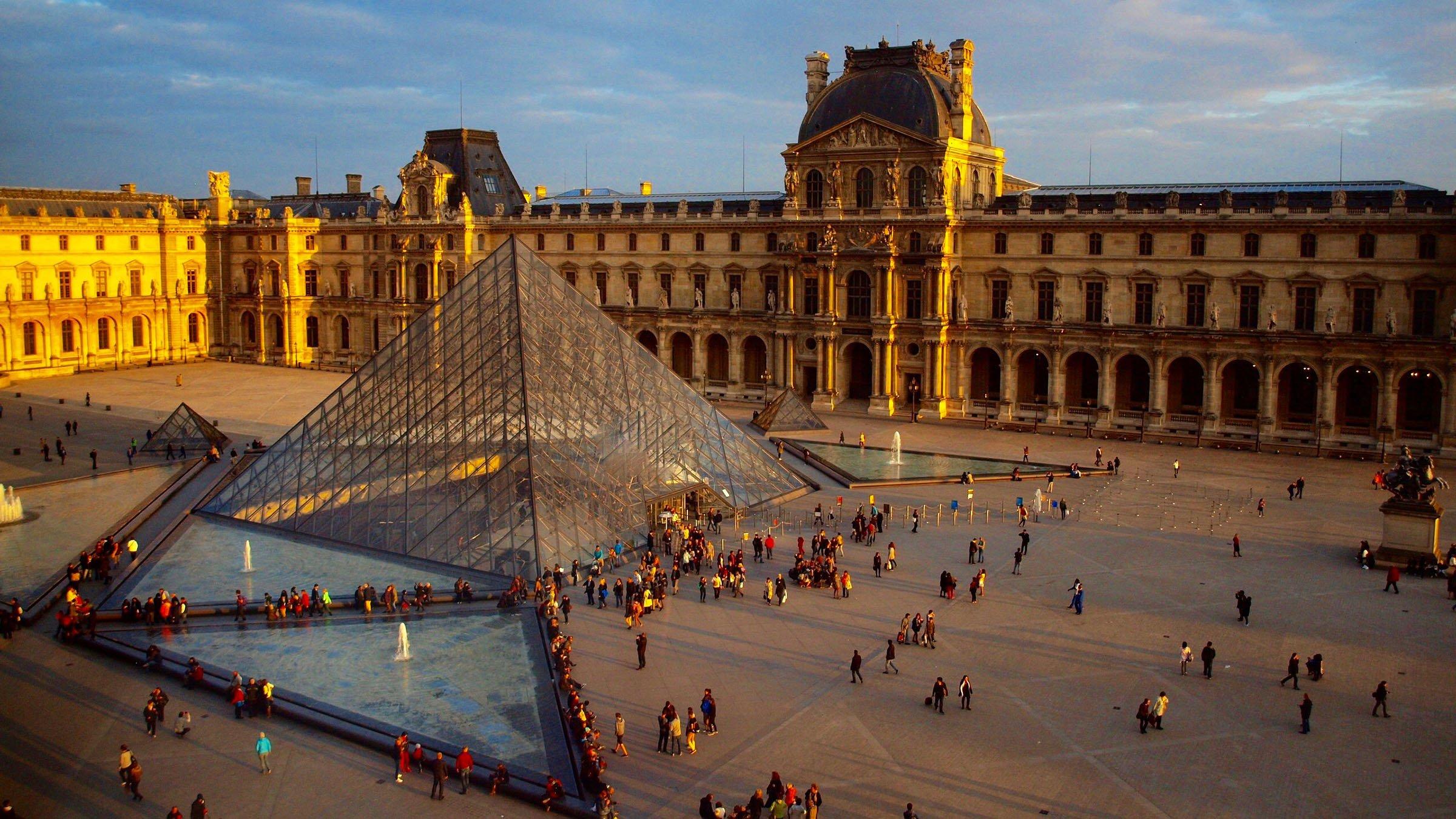 historia paris