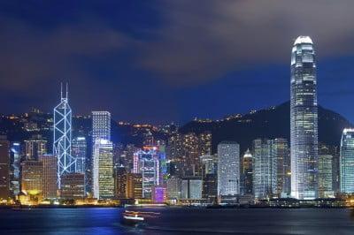 Hong Kong en China