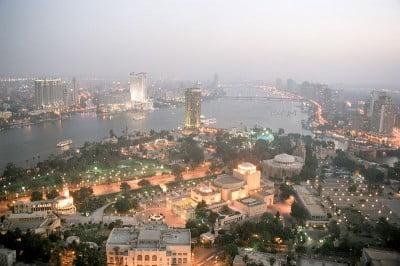 hora Egipto el cairo