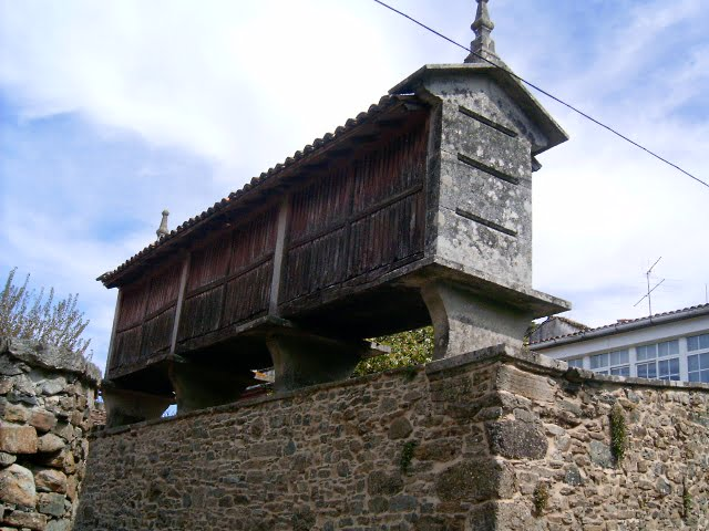 Hórreos de Galicia