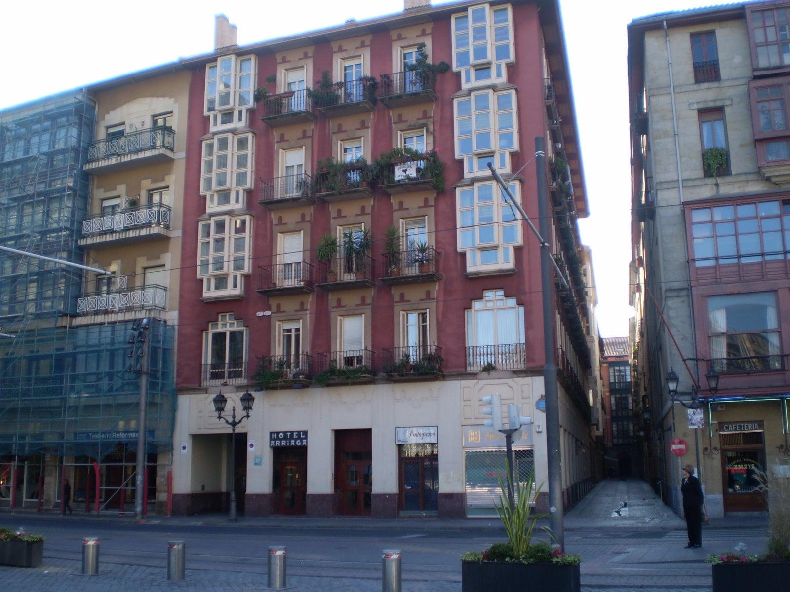 Hotel Barato En Bilbao