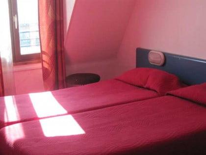 hotel barato en París