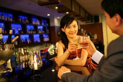 hotel costes bar estilo chino