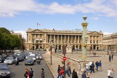 hotel crillon en París