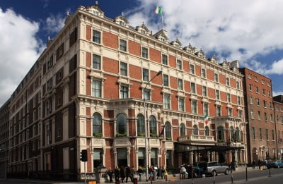 Hotel de lujo en Irlanda
