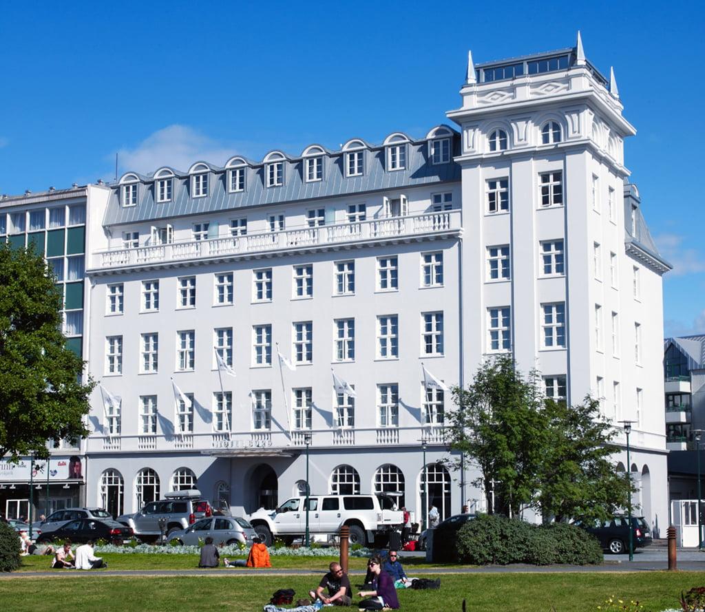 Hotel de Reikiavik