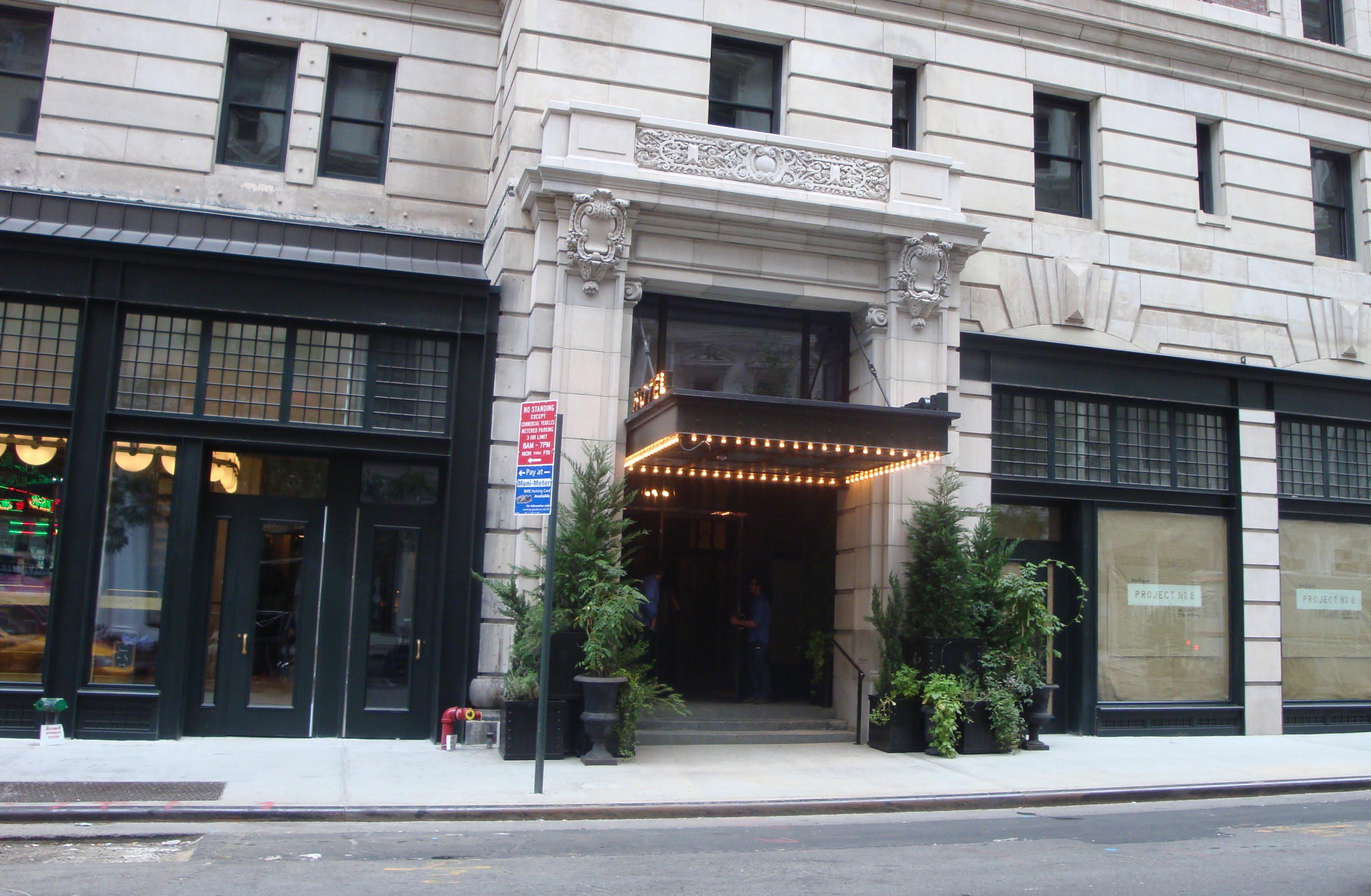 Hotel en Manhattan