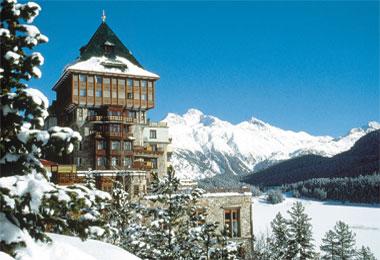 Hotel en St Moritz