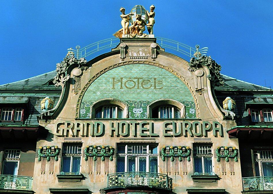 Hotel europa de praga for Hoteles en praga
