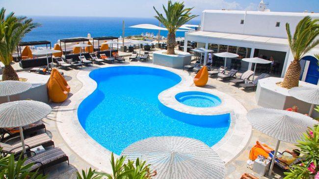 Hotel gay Elysium en Mykonos