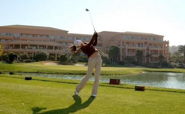 Hotel-golf en Alicante