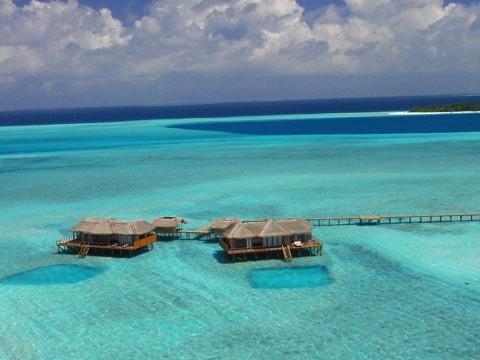 Hotel de las Islas Maldivas