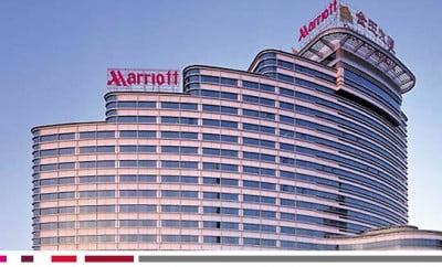 Hotel de lujo en China