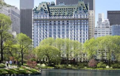 Hotel de lujo en Nueva York